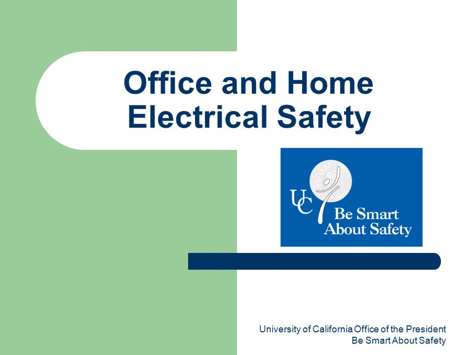 electrical safety at home pdf