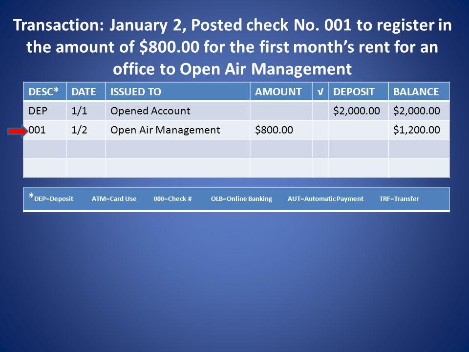 checkbook register template open office