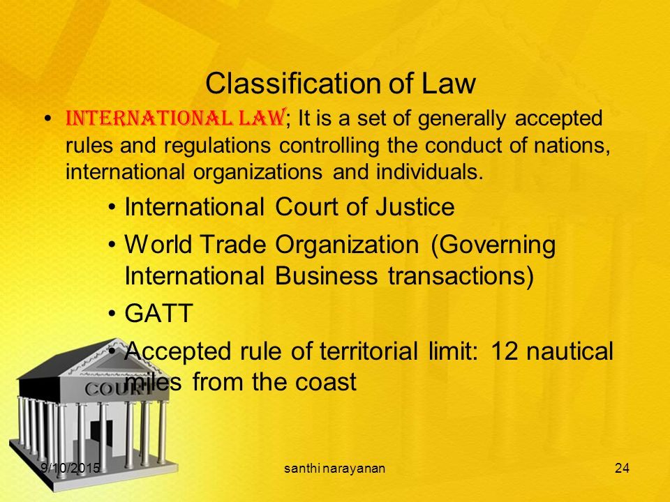 the rules of the international law Nance, development, and change of customary rules, which constitute an  important part of the international legal system' the second part of the title is  power,.
