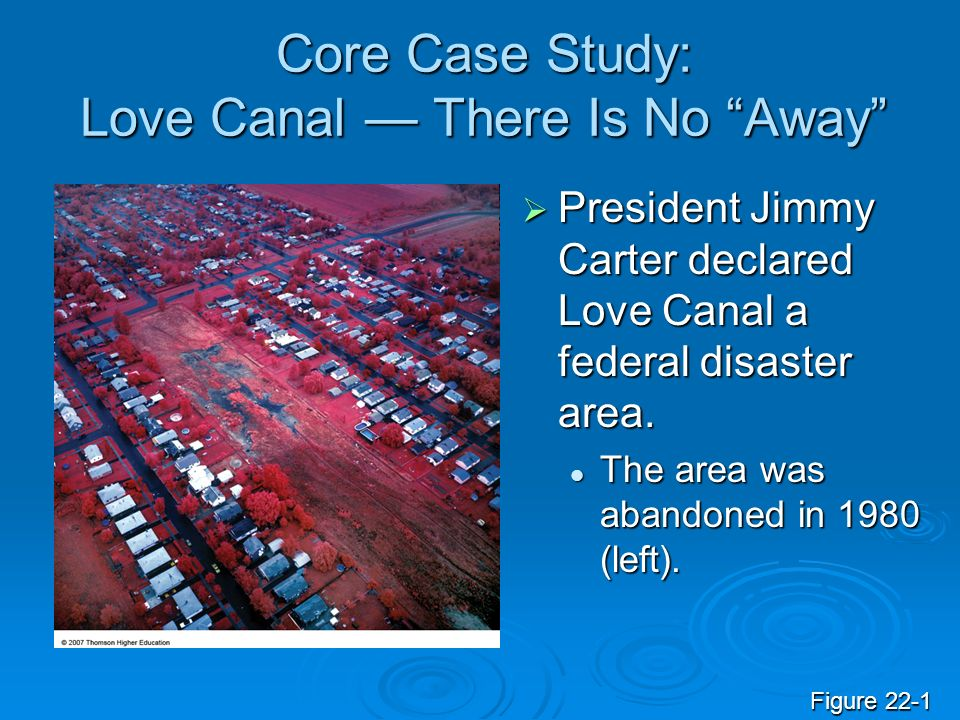 Love Canal Follow-up Health Study - Cancer Study Community ...