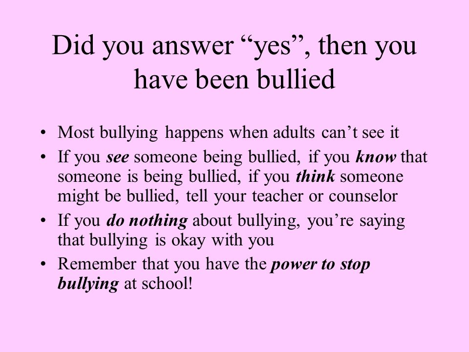 been bullied Nearly 43% of kids have been bullied online 1 in 4 has had it happen more than  once 70% of students report seeing frequent bullying online filling up your.