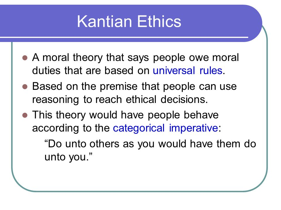 which theory of ethics do you Ancient ethical theory first published tue aug 3, 2004 substantive revision wed aug 13, 2014 and if you do an action, and it is bad.