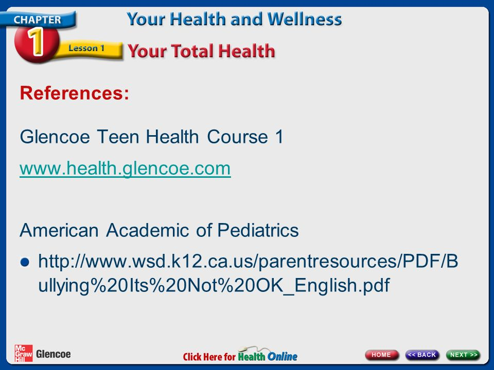 Glencoe Health Worksheets Free Worksheets Library   Download and ...