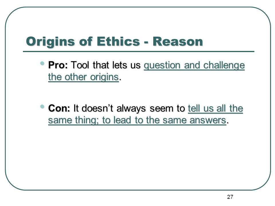 the etymology of ethics Nicomachean ethics: book v scroll injustice includes law-breaking, grasping  and unfairness grasping is taking too much of what is good only unfairness is.