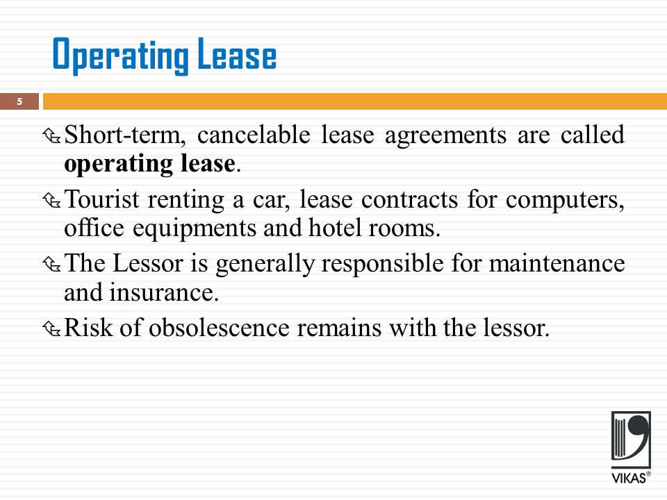 Asset-Based : Lease, Hire Purchase And Project Financing - Ppt