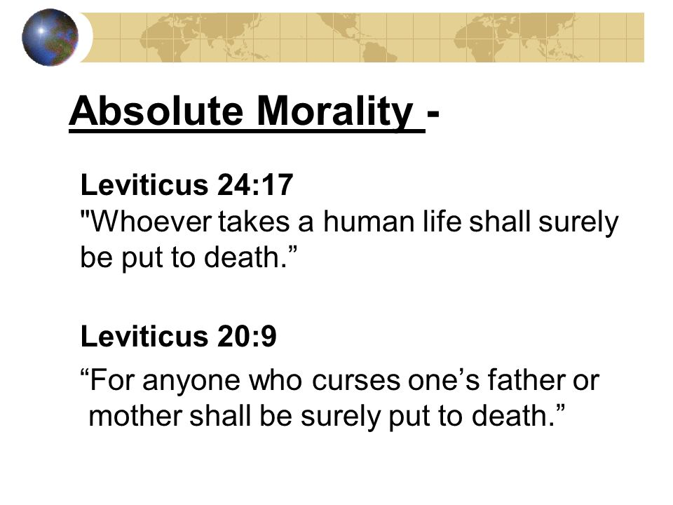 self morality moral relativism and divine command In addition to the challenge of relativism there is the more basic challenge  why  is the the divine command theory of morality both flawed and  for example,  since atheists lack a moral compass, they should go with pure self-interest, and.