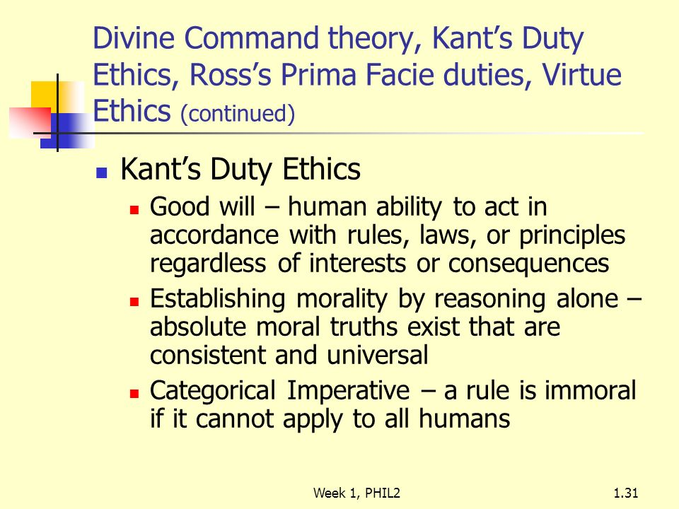 kant's theory of ethics Allen w wood stanford university 1 did kant approach ethical theory historically kant was not a very knowledgeable historian of philosophy he came to the study of philosophy from natural science, and later the fields of ethics, aesthetics, politics and religion came to occupy his central concerns, but his approach to philosophical issues.