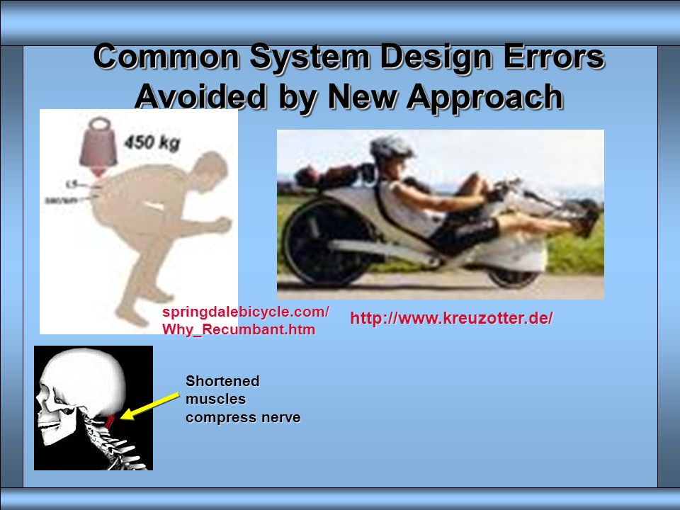 Common System Design Errors Avoided by New Approach