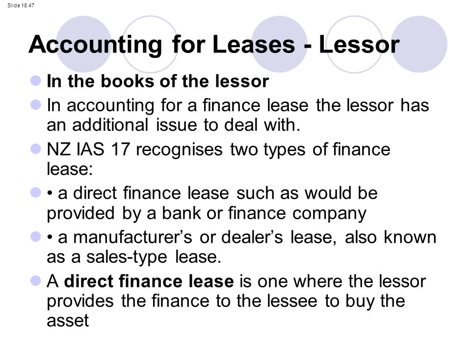 dealer lease company