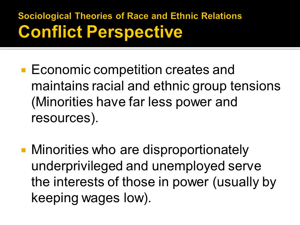 """race and ethnic relations in global perspective essay 186 chapter 7 race and ethnic relations race and ethnicity are in muslims from parts of bosnia—a process they call """"ethnic cleansing"""" the global context."""
