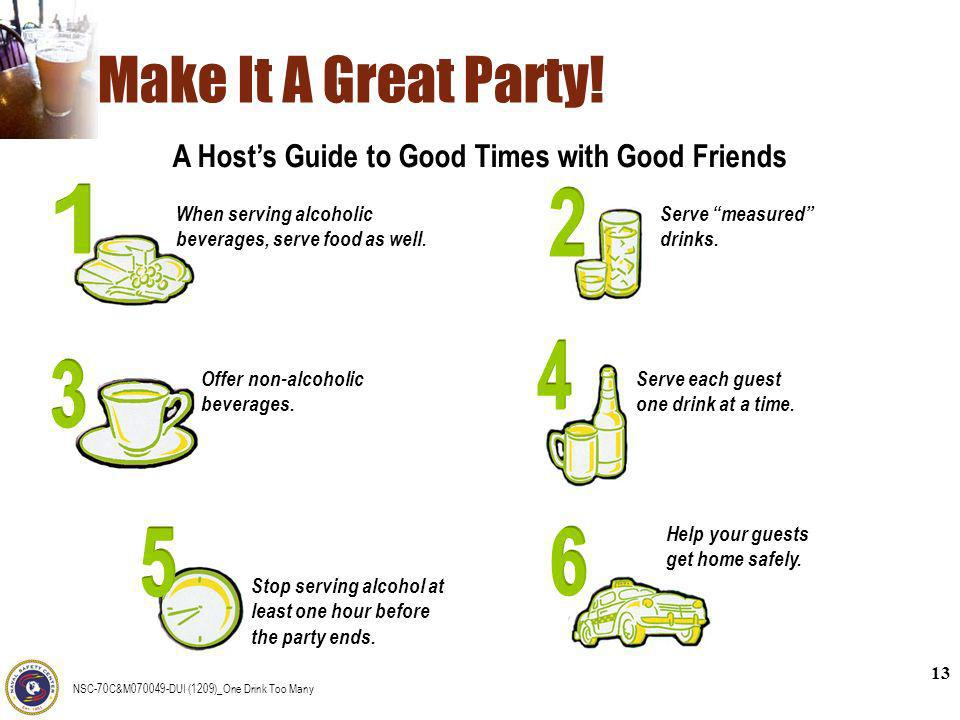 A Host's Guide to Good Times with Good Friends