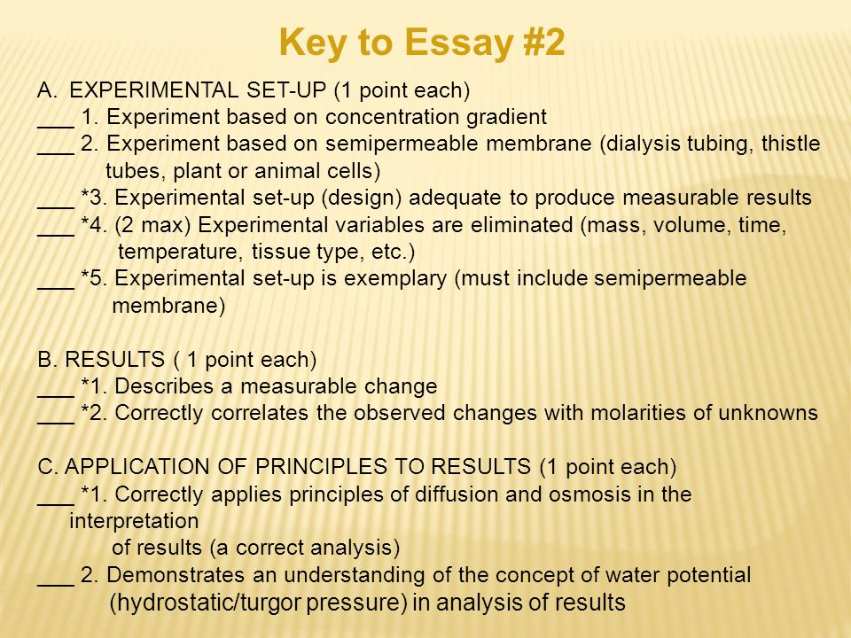 osmosis in cells essay Osmosis in onion cell essays: over 180,000 osmosis in onion cell essays, osmosis in onion cell term papers, osmosis in onion cell research paper, book reports 184.