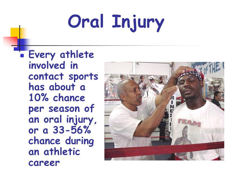 Oral Injury