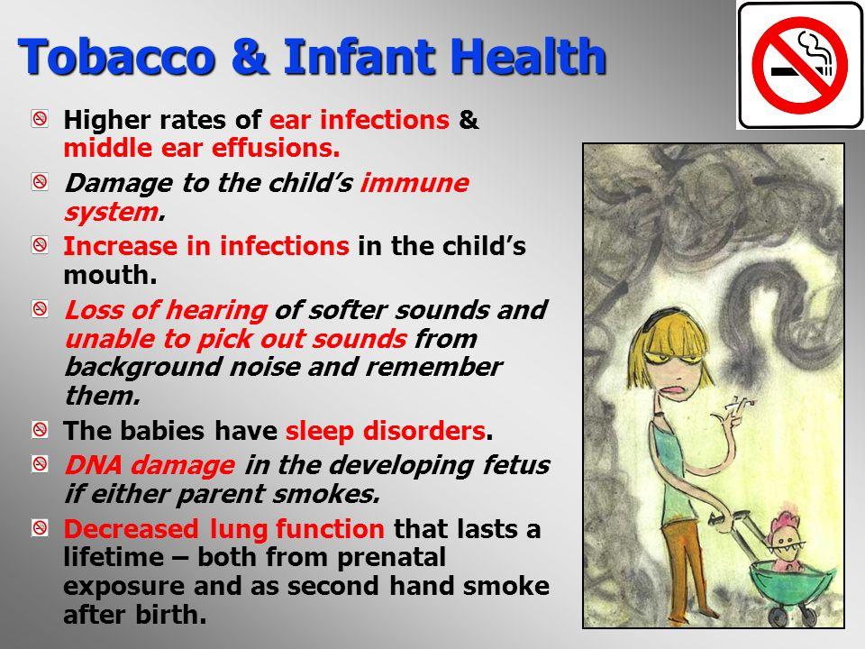 Tobacco & Infant Health