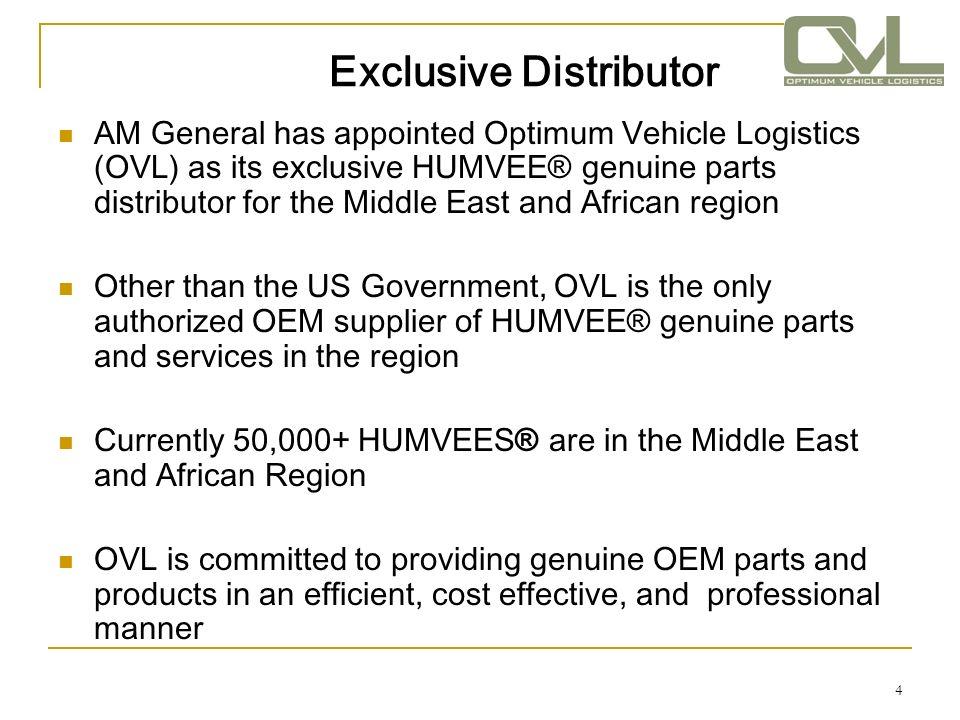 Exclusive humvee parts distributor ppt video online download exclusive distributor platinumwayz