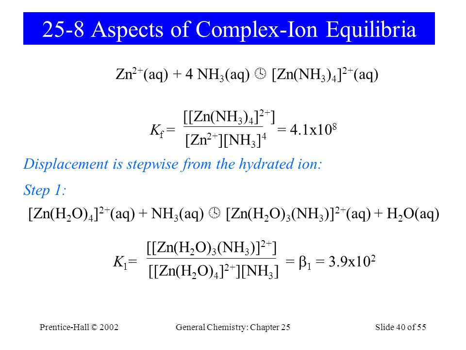 25-1Werner's Theory of Coordination Compounds: An Overview - ppt ...