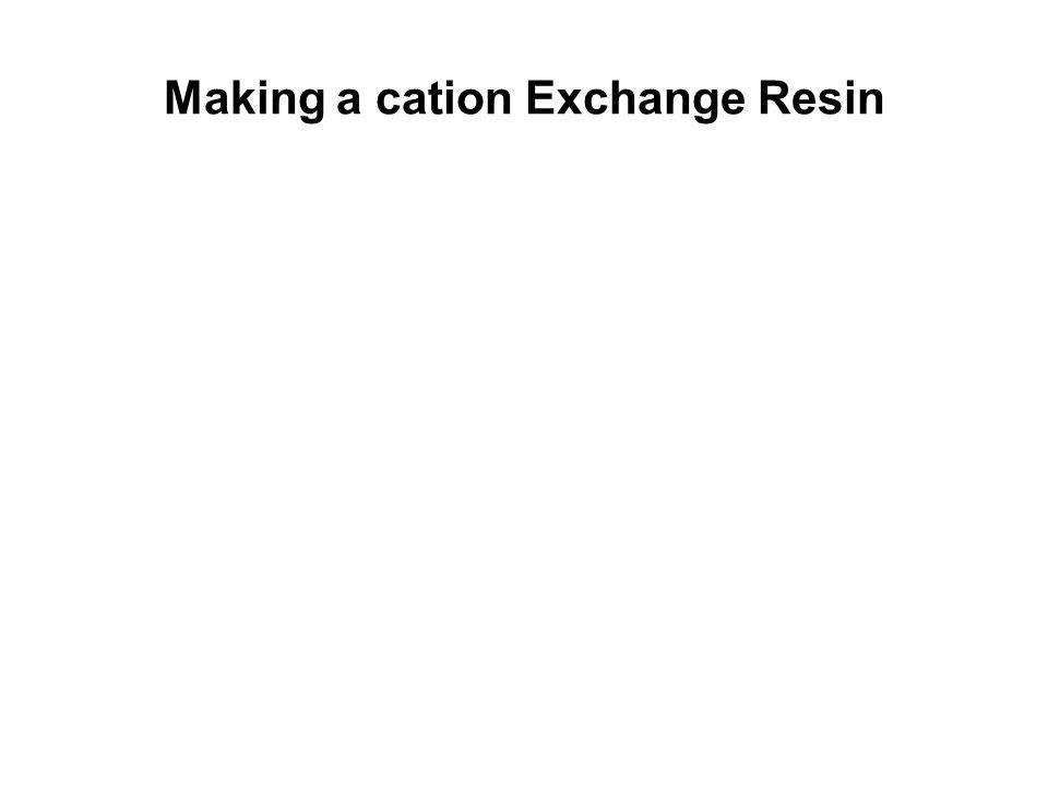 resin exchange india