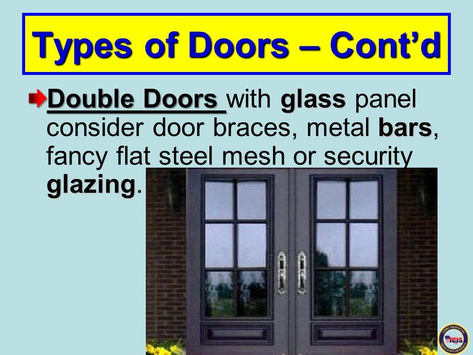 Crime Prevention Part I Doors Amp Strike Plates Ppt Video