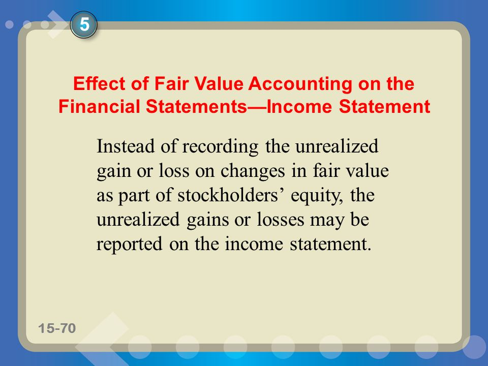 impact of fair value on creative accounting Keywords: goodwill impairment, fair-value accounting  on the effects of unverifiable fair-value accounting (august 31, 2007)  information and the impact of.