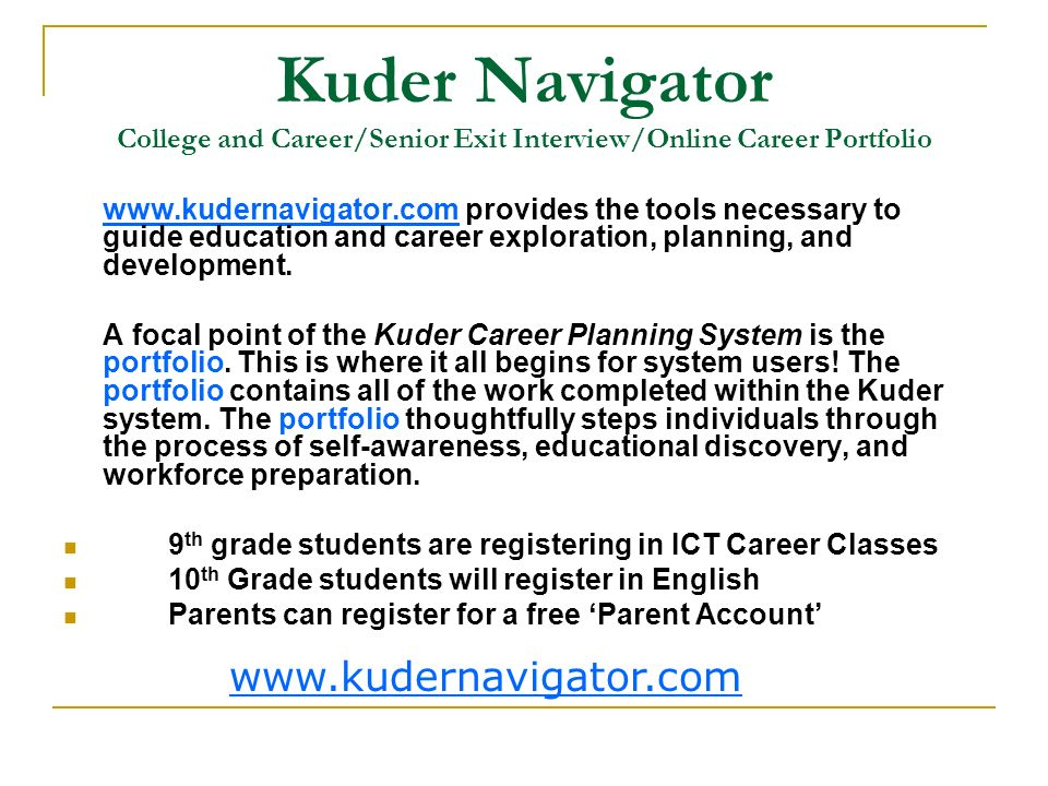 welcome to parent ppt