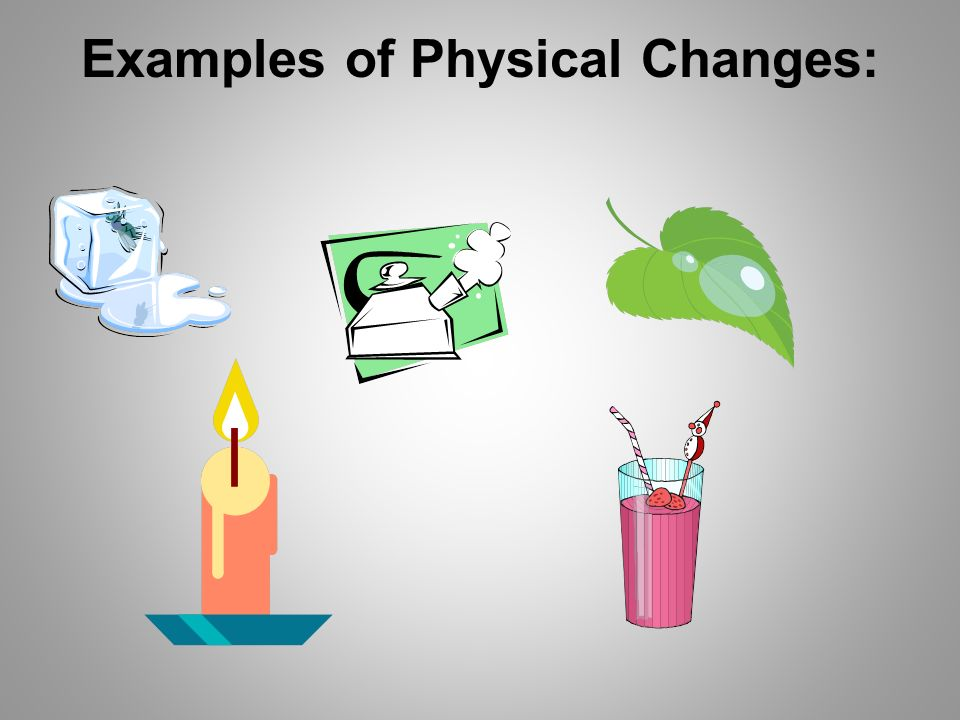 Physical and Chemical Properties and Changes - ppt video ...