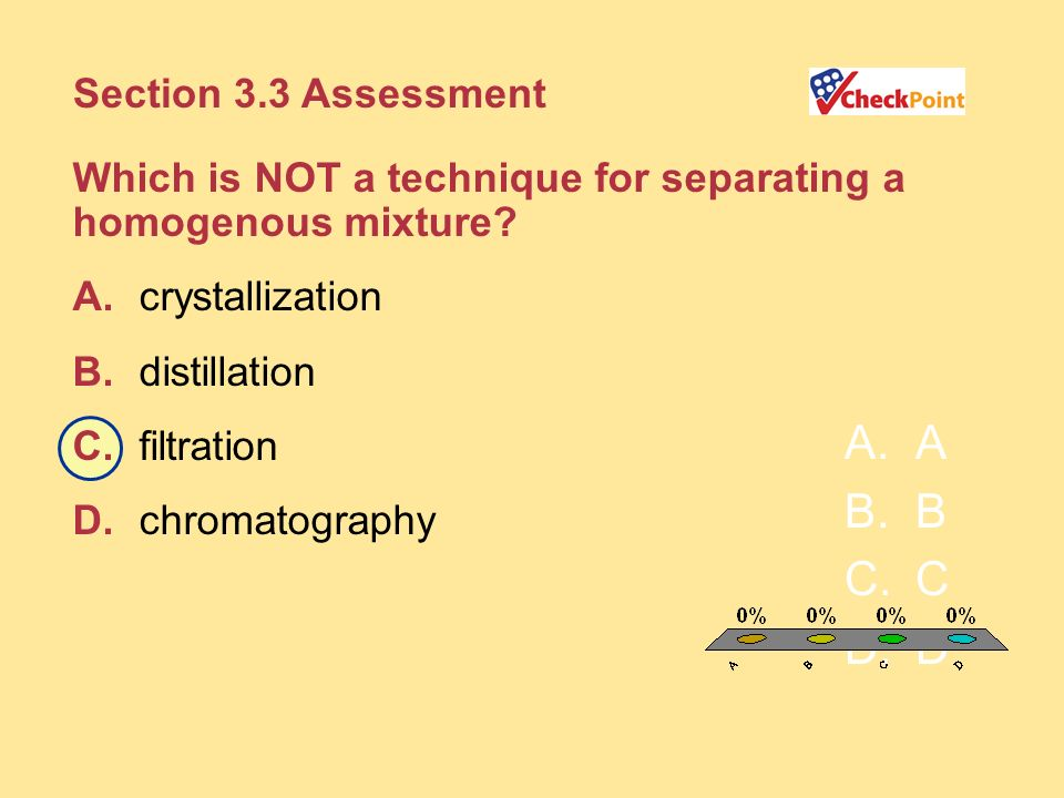 A B C D Section 3.3 Assessment