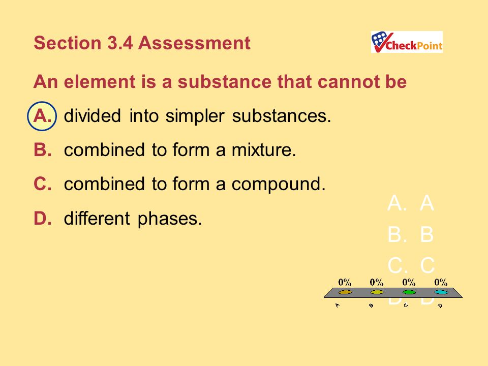 A B C D Section 3.4 Assessment