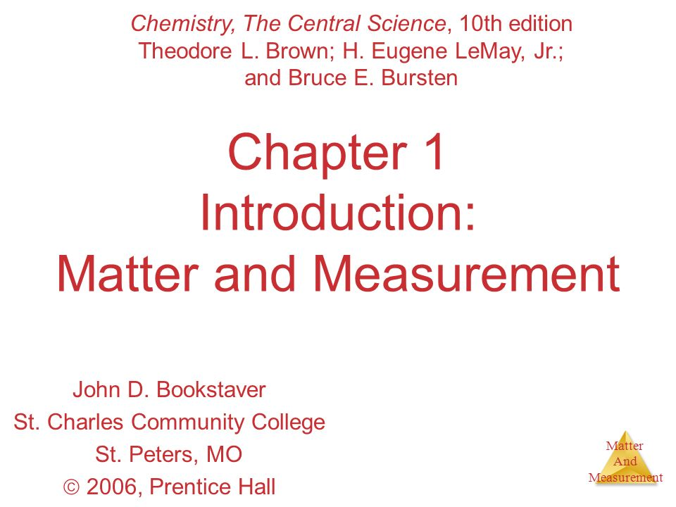 Chapter 1 Introduction Matter and Measurement ppt download – Chapter 1 Introduction to Chemistry Worksheet Answers