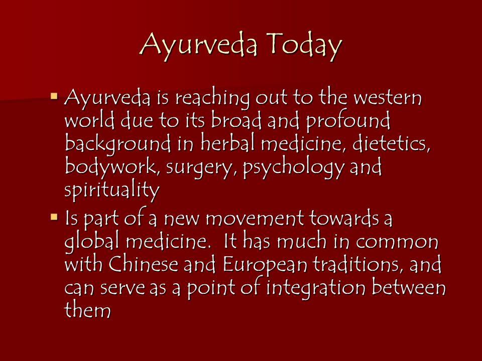 Ayurveda Today