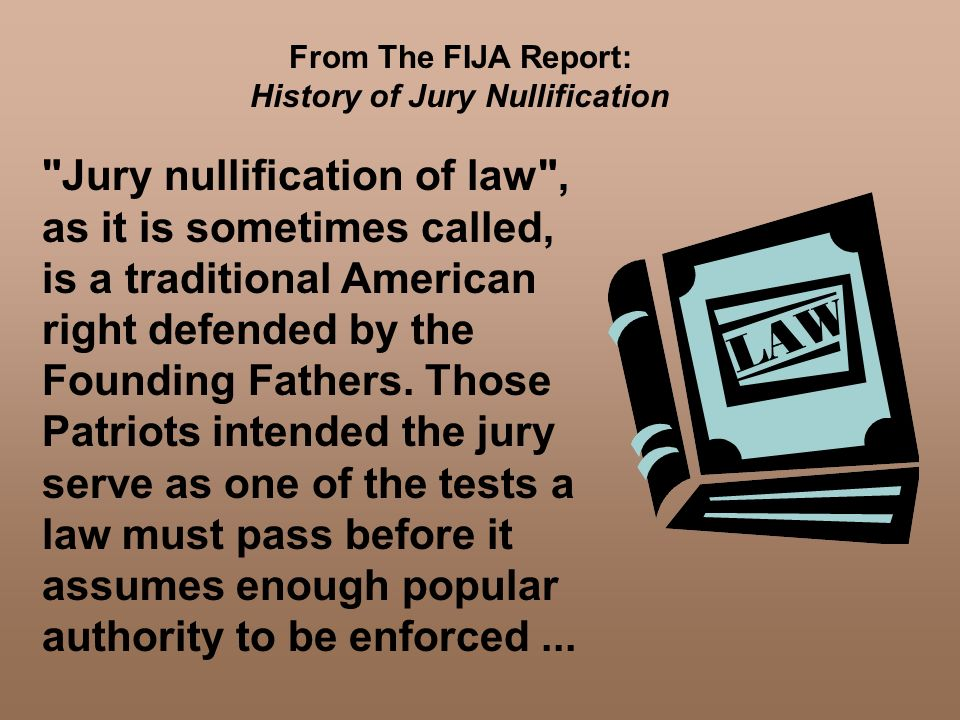 History of Jury Nullification