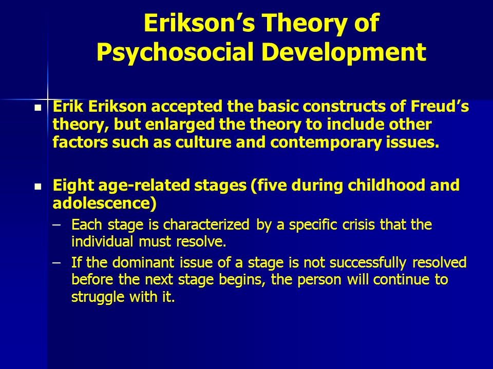 an analysis of different theories of human development Sometimes we need to develop ourselves and that is what is called personality development  theories of personality development  of human development is.