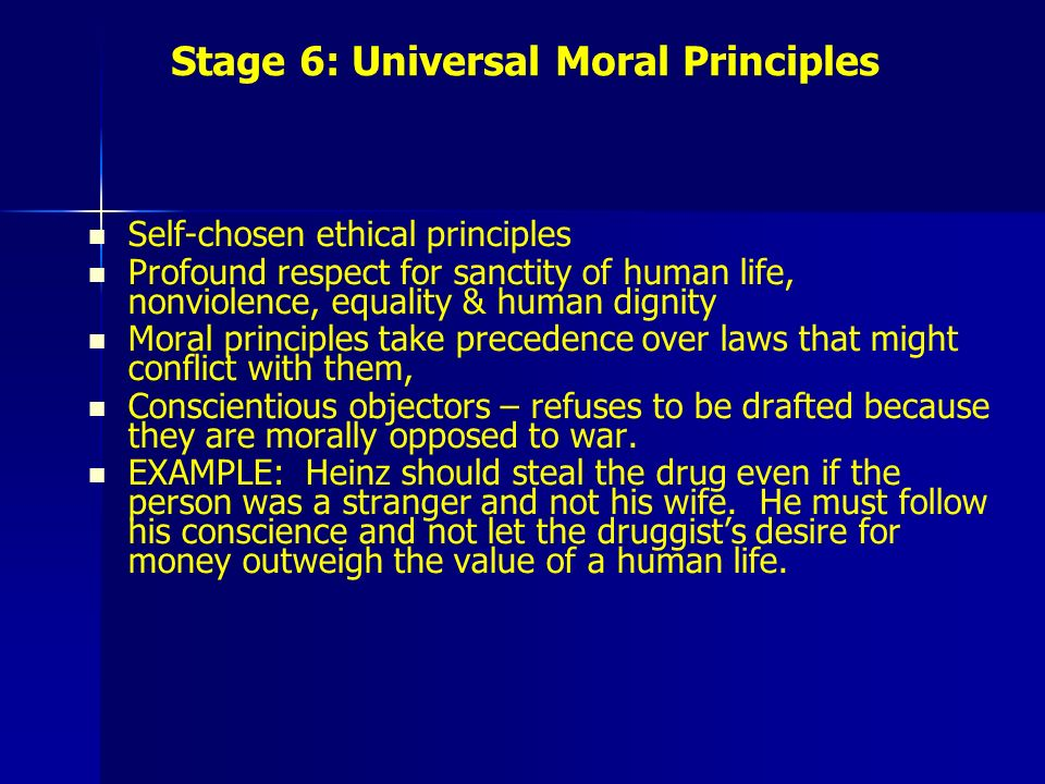 moral theory and principles Gregory b sadler president and founder, reasonio ethics in business.