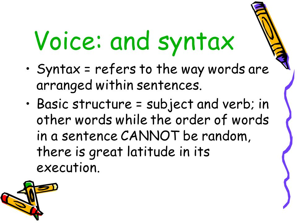 syntax the analysis of sentence structure pdf