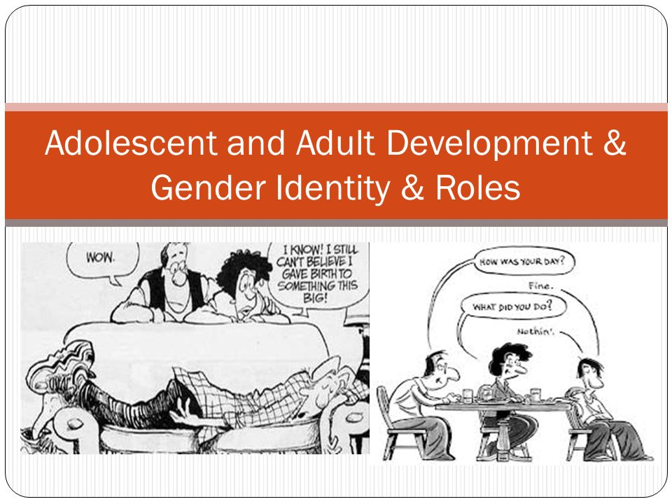 role of sex and gender