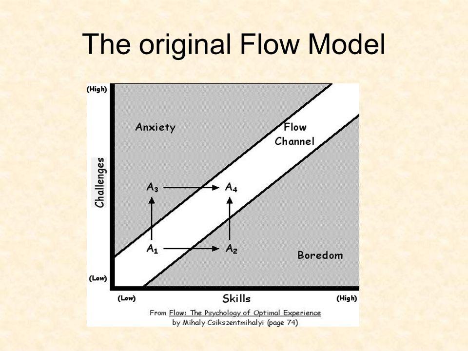 The original Flow Model
