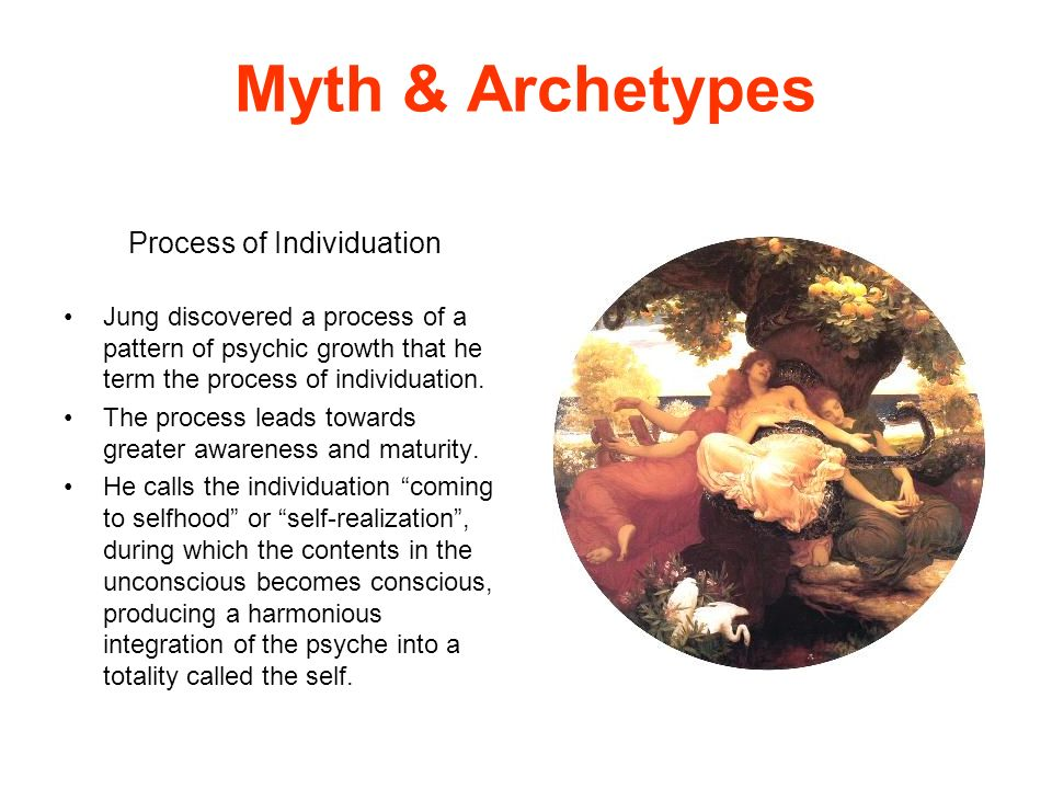 Process of Individuation