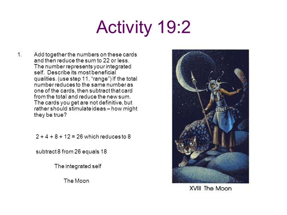 Activity 19:2