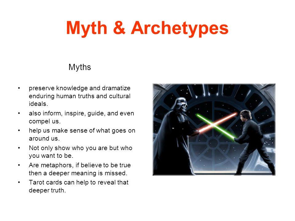 Myth & Archetypes Myths