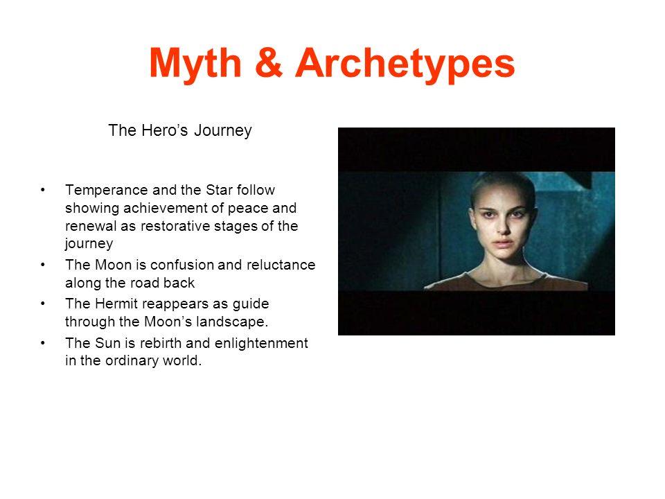 Myth & Archetypes The Hero's Journey