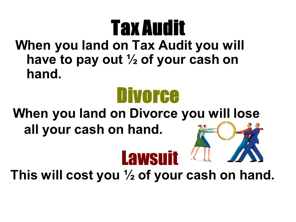 Tax Audit Divorce Lawsuit