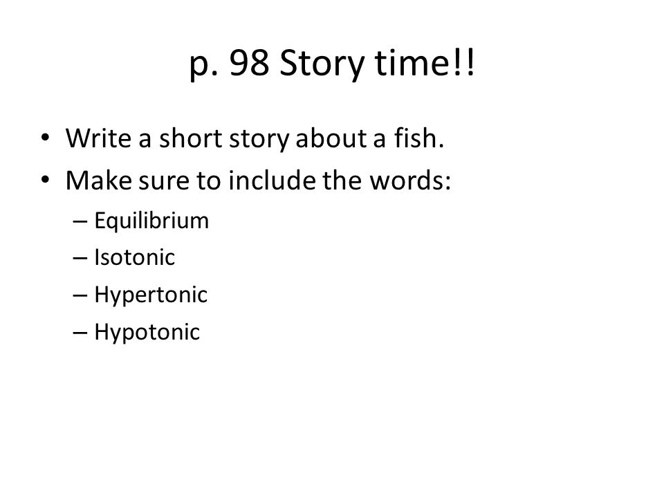 Pin by missd on setting for short story pinterest fish short story p 81 dna replication 1 go to the animals lab table for fish short story fandeluxe Choice Image