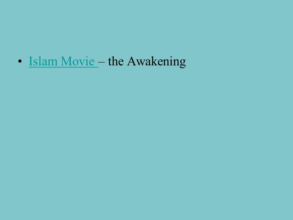 Islam Movie – the Awakening