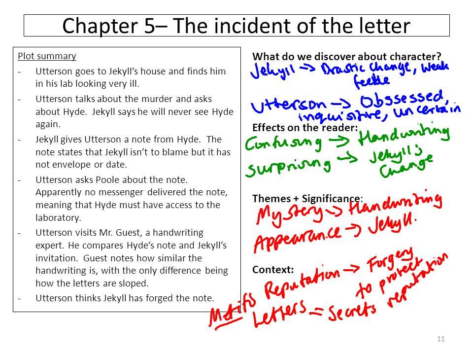 dr jekyll and mr hyde plot summary short