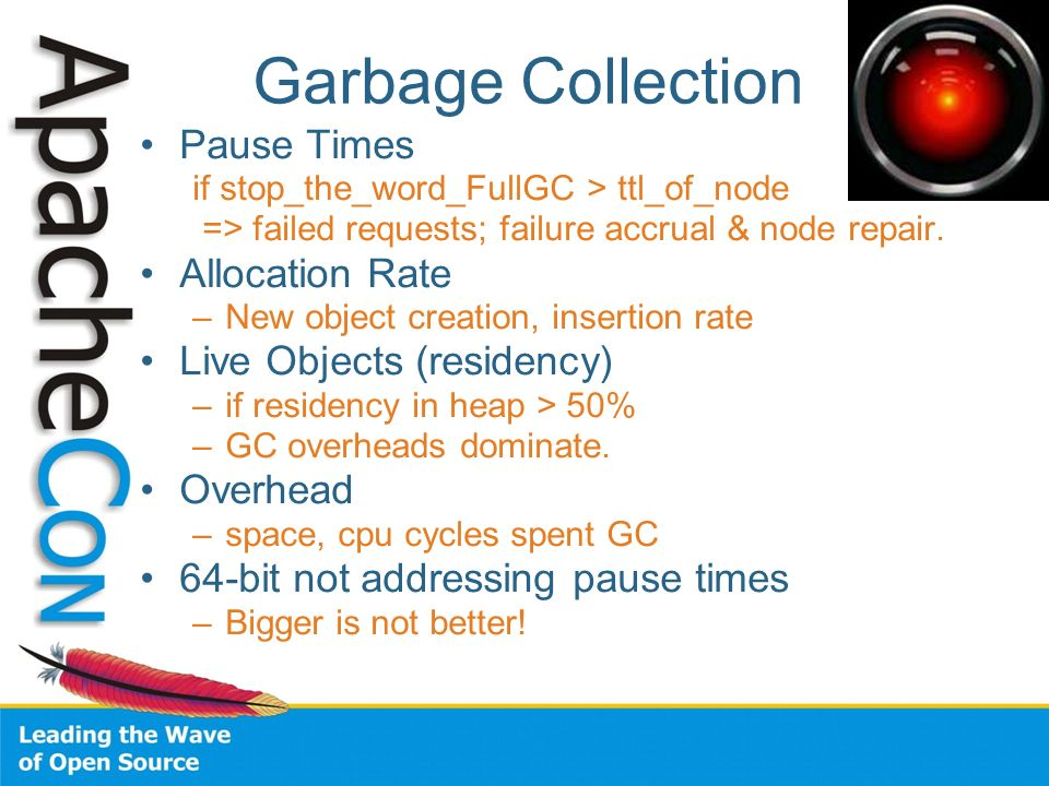 Garbage Collection Pause Times Allocation Rate