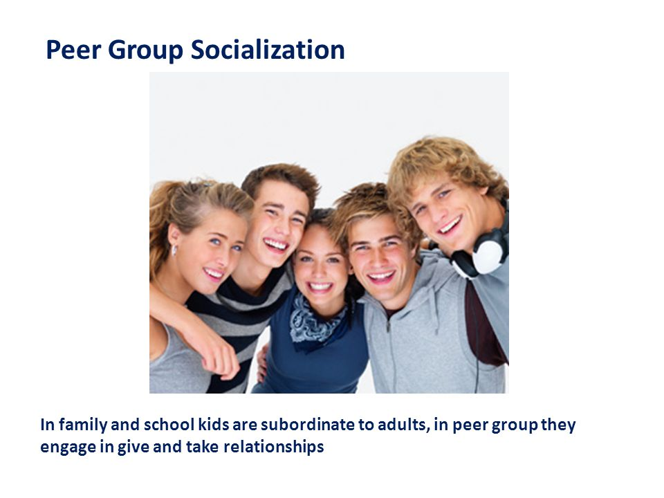 Chapter 4 Socialization The Importance of Socialization ...