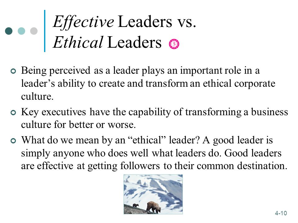 the importance of effective leadership practice in being a good leader What makes an effective leader this question is a focus of my research as an organizational scientist, executive coach, and leadership development consultant.