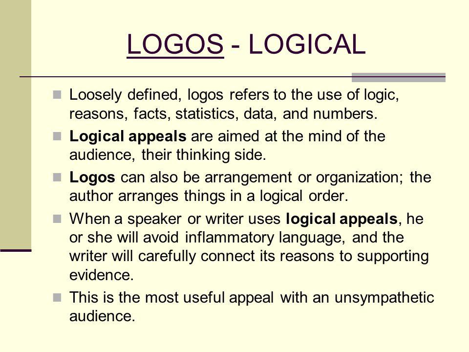 logical orders for essay organization