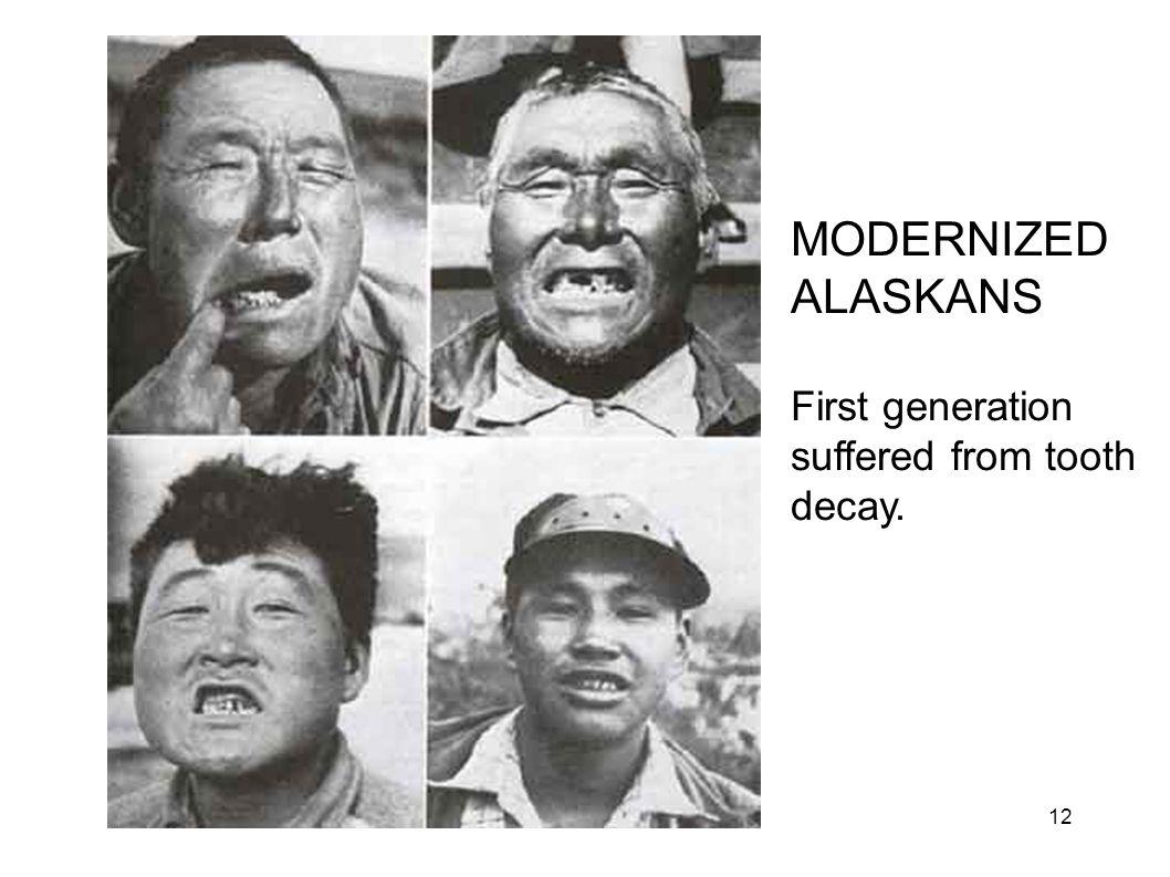Eskimo Decay MODERNIZED ALASKANS