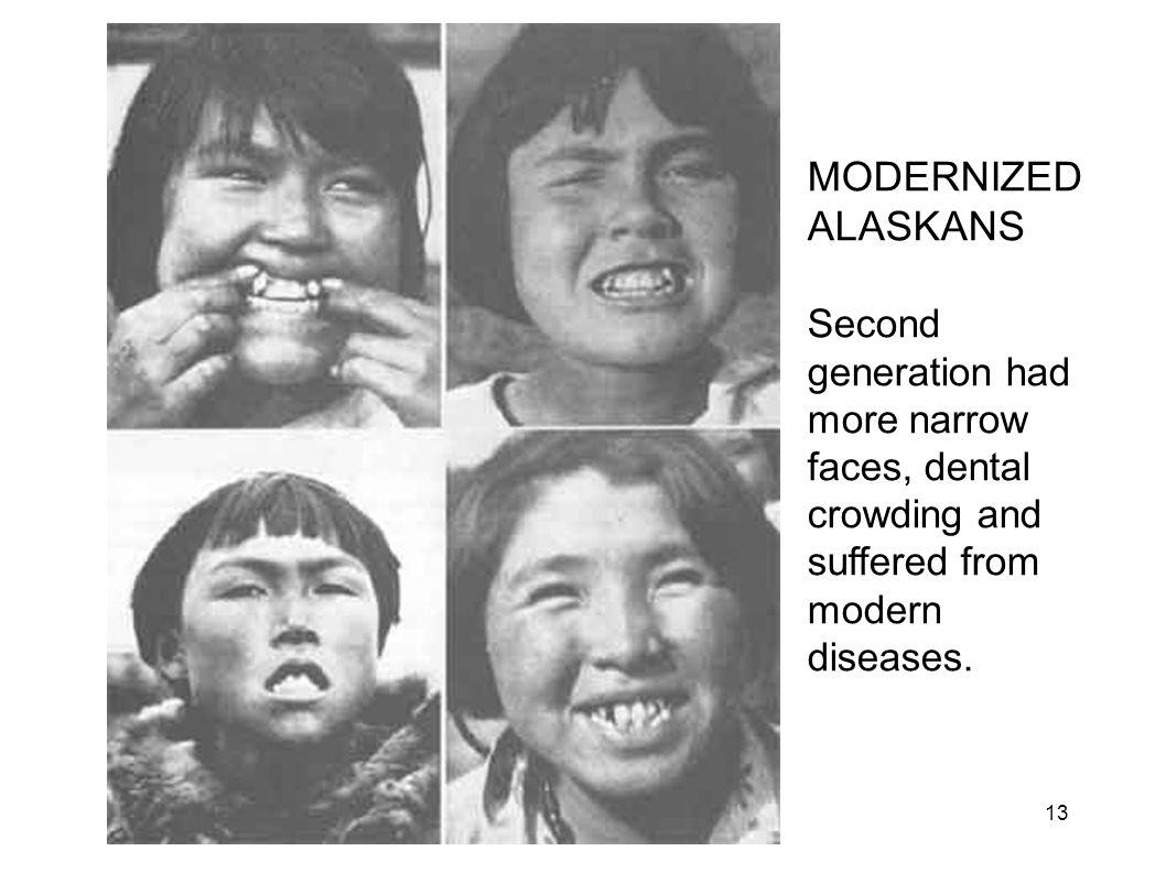1st Gen Eskimos MODERNIZED ALASKANS