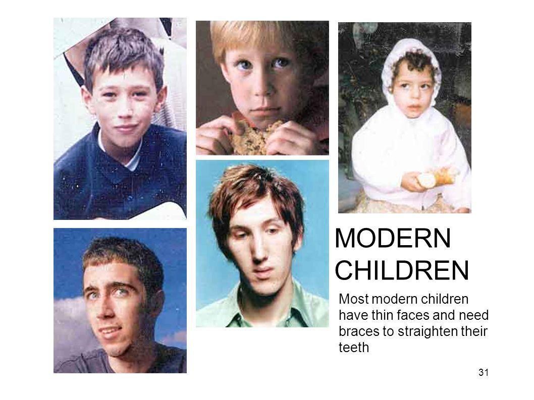 MODERN CHILDREN